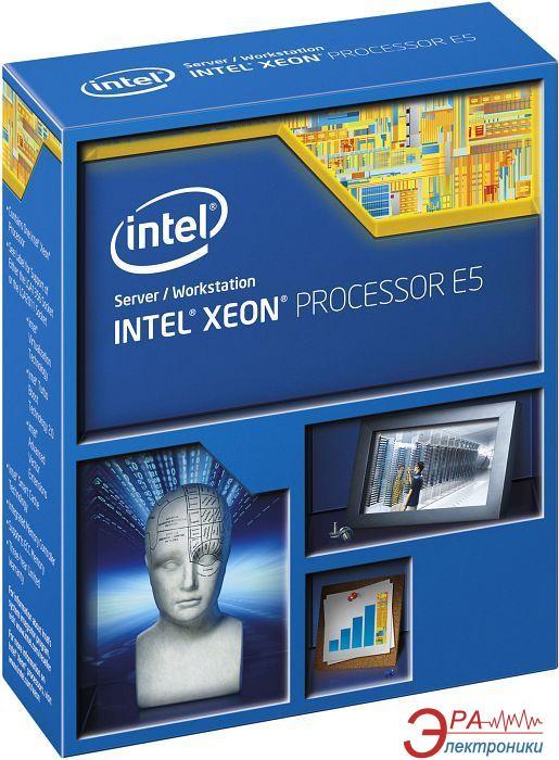 Серверный процессор Intel Xeon E5-2609v3 (BX80644E52609V3) Box