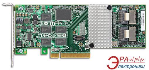 RAID контроллер LSI Logic MegaRAID SAS 9261-8i SGL