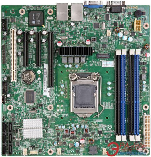 Серверная материнская плата Intel DBS1200BTSR