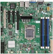 ��������� ����������� ����� Intel DBS1200BTSR