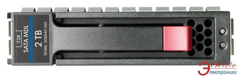 Винчестер для сервера HDD SATA II HP (507632-B21)