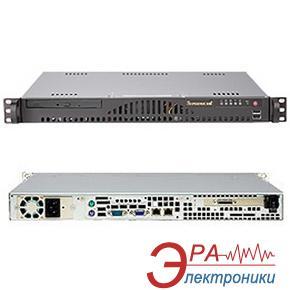 Серверная платформа Supermicro SYS-5016I-MRF