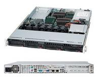 ��������� ��������� Supermicro SYS-6016T-UF
