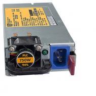 Блок питания для сервера HP 750W CS Plat Ht Plg Pwr Supply Kit (593831-B21)