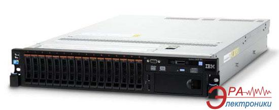 Сервер IBM 3650M4 2,0GH 20MB 16GB 0HD (7915K5G)