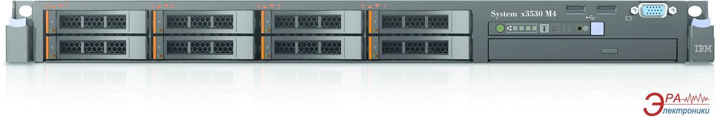Сервер IBM 3530M4 2,2GHz 10MB 4GB 0HD (7160E1G)