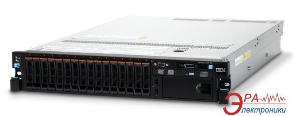 Сервер IBM IBM x3650 M4 6С E5-2630 2.3GHz 8GB 2.5 HS SAS/ SATA M5110e(512MB flash) DVD-RW 2x750W (7915K4G)