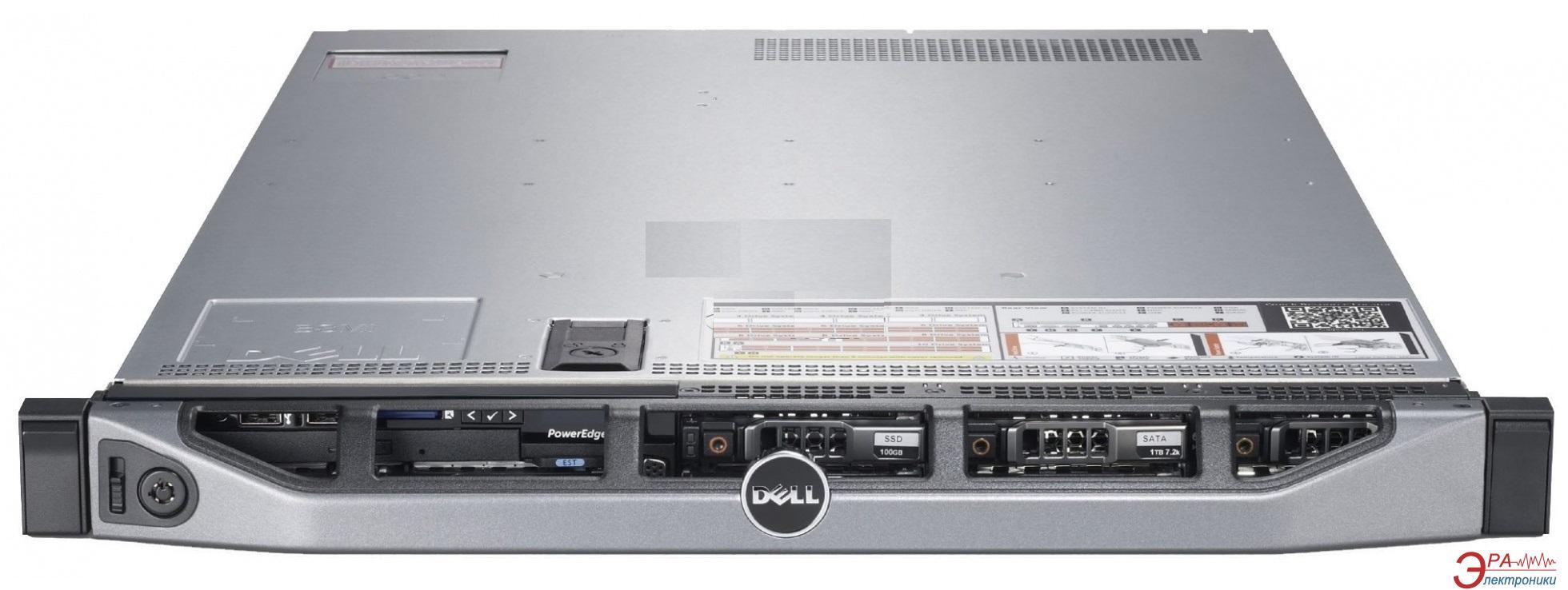 Сервер DELL PowerEdge R320 (210-R320-LFFN)