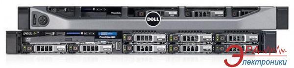 Сервер DELL PowerEdge R620-A3 (210-ABMW-A3)