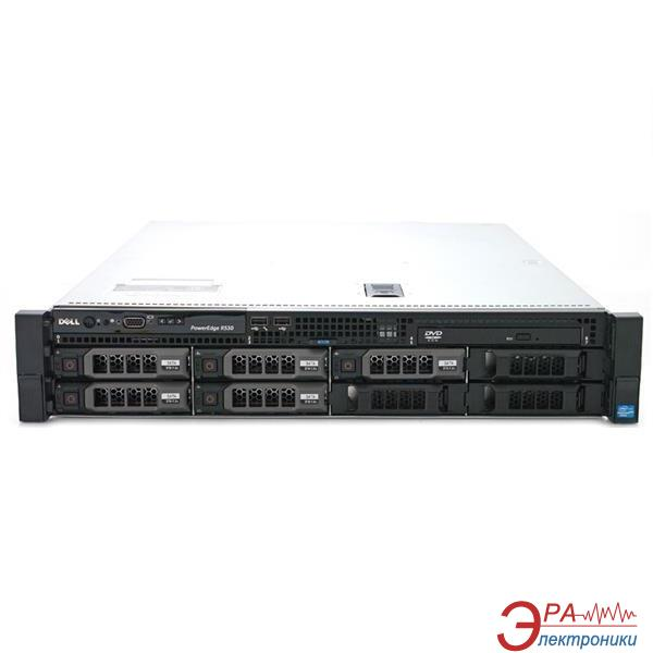 Сервер DELL PowerEdge R530 A1 (210-ADLM-A1)