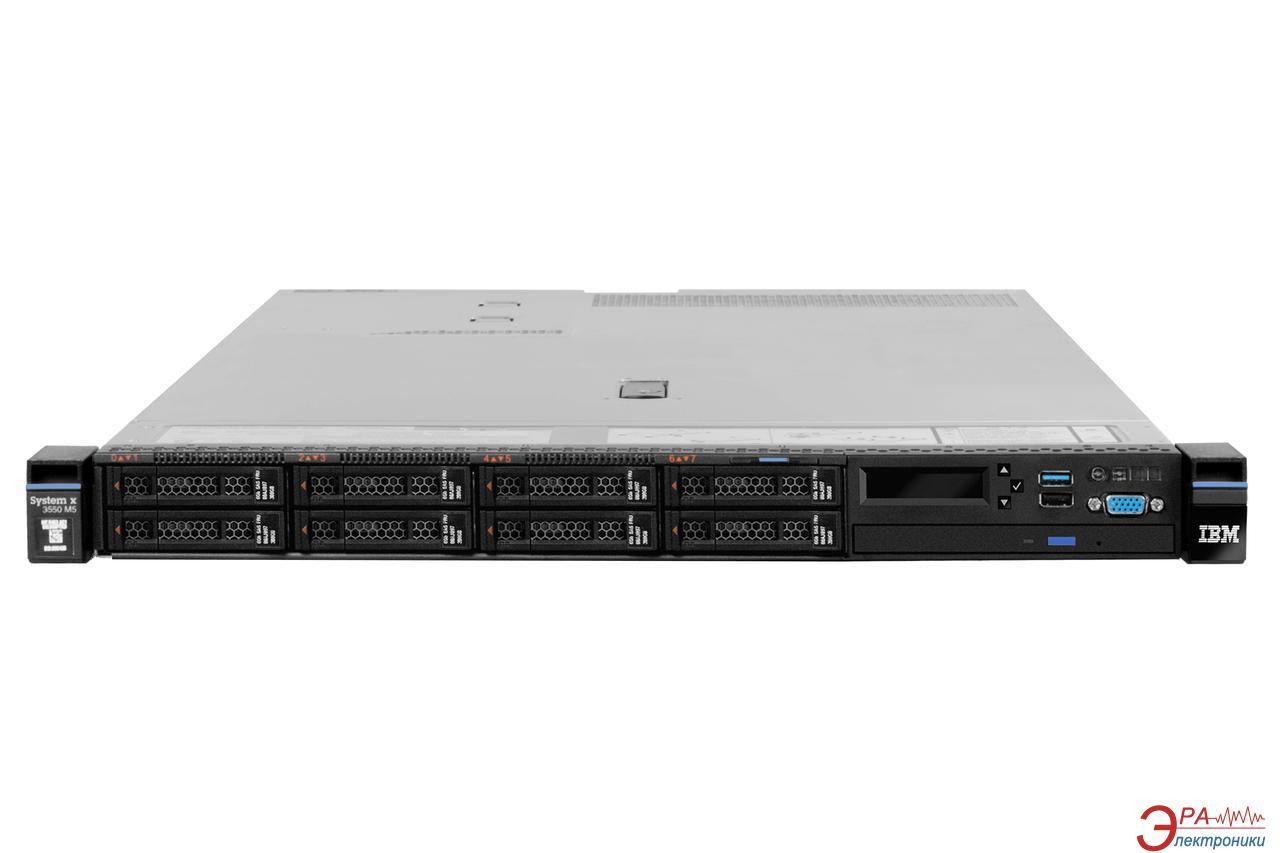 Сервер IBM x3550M5 (5463E3G)