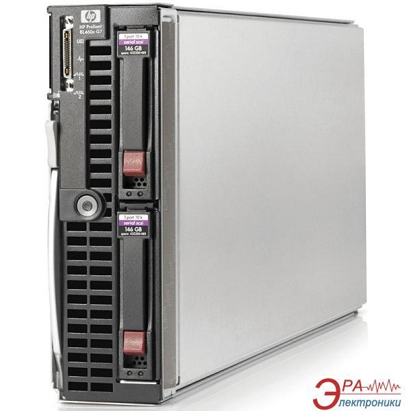 Сервер HP BL460c G7 E5506 6G 1P Svr (603591-B21)