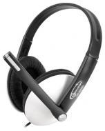 Гарнитура Gemix HP-560MV white/black