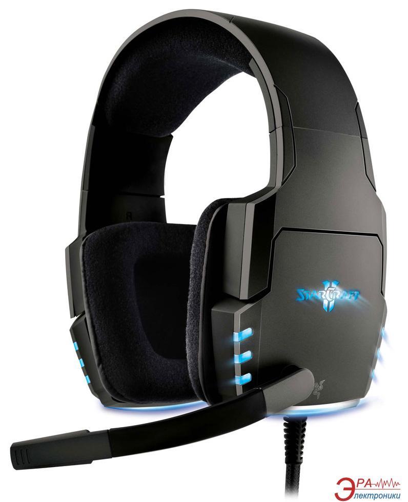 Гарнитура Razer Banshee StarCraft 2 Gaming Headset (RZ04-00450100-R3G1)