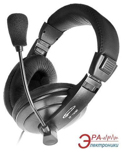 Гарнитура Gemix HP-750MV Black