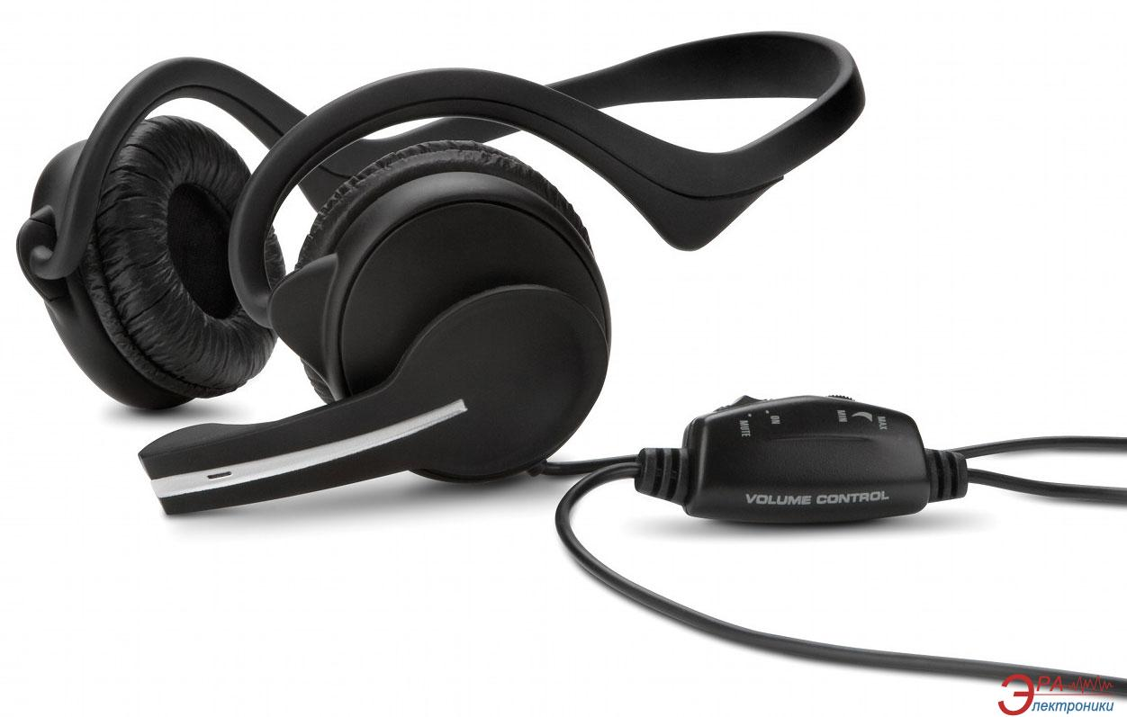 Гарнитура HP Digital Stereo Headset Black (VT501AA)