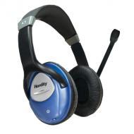Гарнитура Hardity HP-460MV black-blue