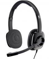 Гарнитура Logitech H250 Stereo Graphite (981-000354)