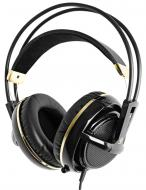 Гарнитура SteelSeries Siberia V2 Black & Gold (51110)