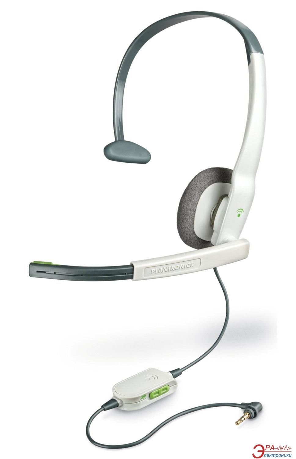 Гарнитура Plantronics GameCom X10 White (72481-05)