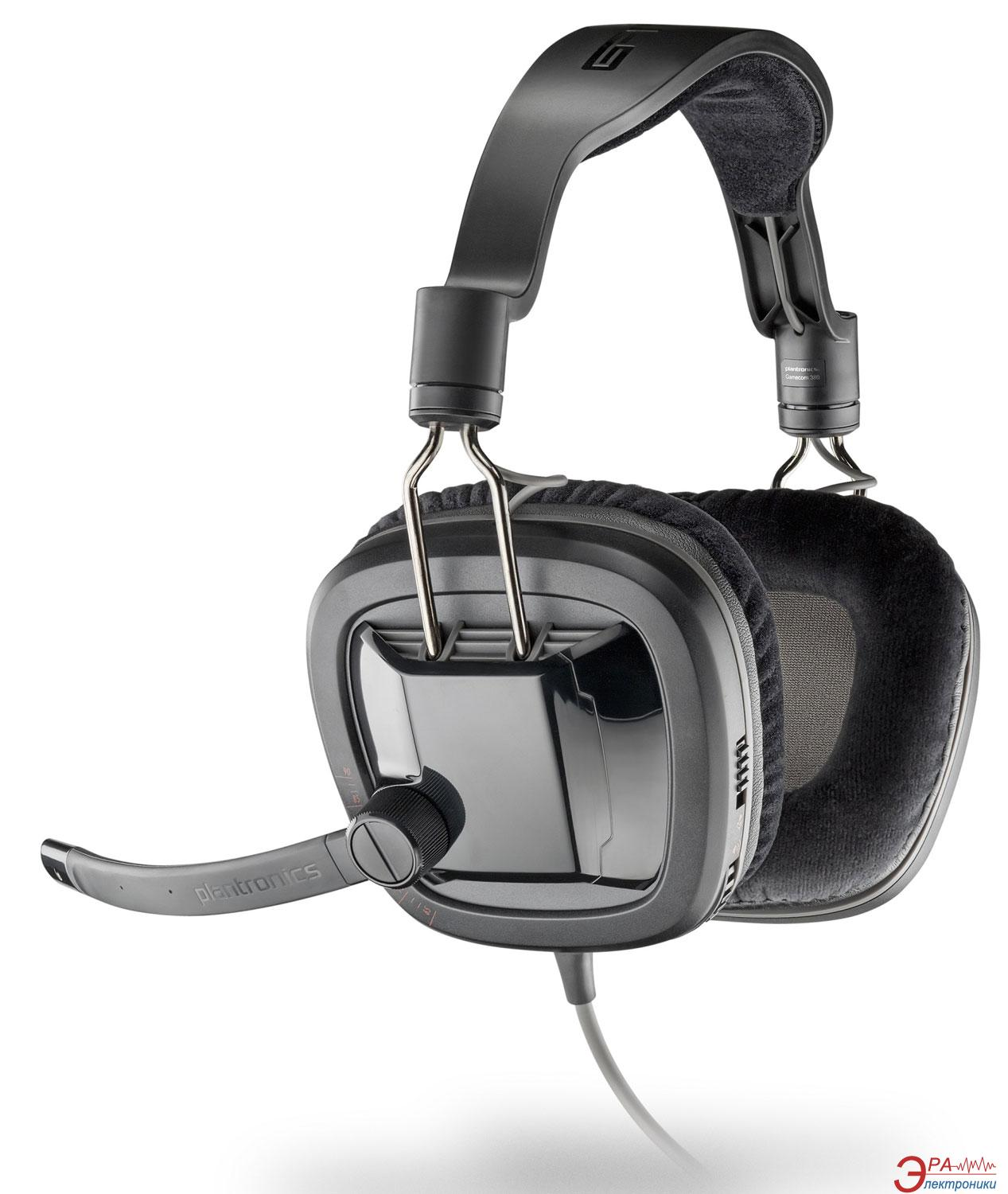 Гарнитура Plantronics GameCom 380 Black
