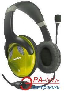 Гарнитура Hardity HP-440MV Black\Yellow