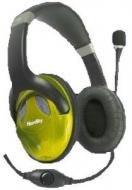 Гарнитура Hardity HP-440MV Black\Yellow