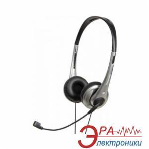 Гарнитура Panasonic RP-HM111E-S Silver