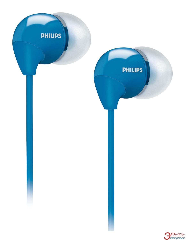 Гарнитура Philips SHE3595BL (SHE3595BL/00)