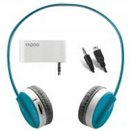 Гарнитура Rapoo Wireless Stereo Headset Blue (H3070)