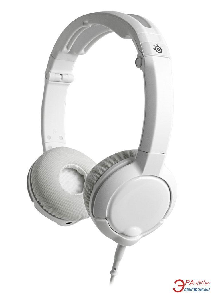 Гарнитура SteelSeries Flux Headset White (61279)