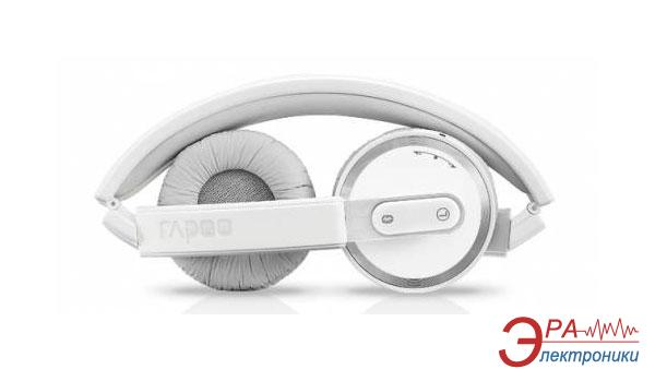 Гарнитура Rapoo Bluetooth Foldable Headset Gray (H6080)