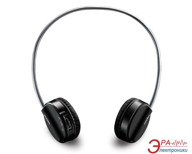 Гарнитура Rapoo Wireless Stereo Headset Black (H3050)