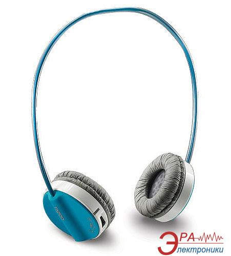 Гарнитура Rapoo Wireless Stereo Headset Blue (H3050)