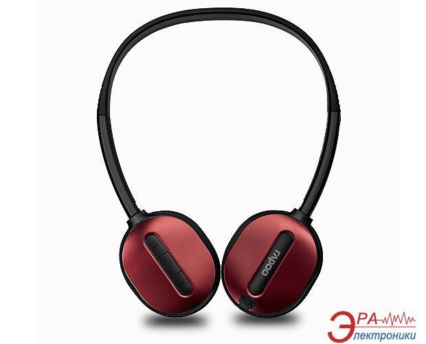 Гарнитура Rapoo Wireless Stereo Headset Red (H1030)