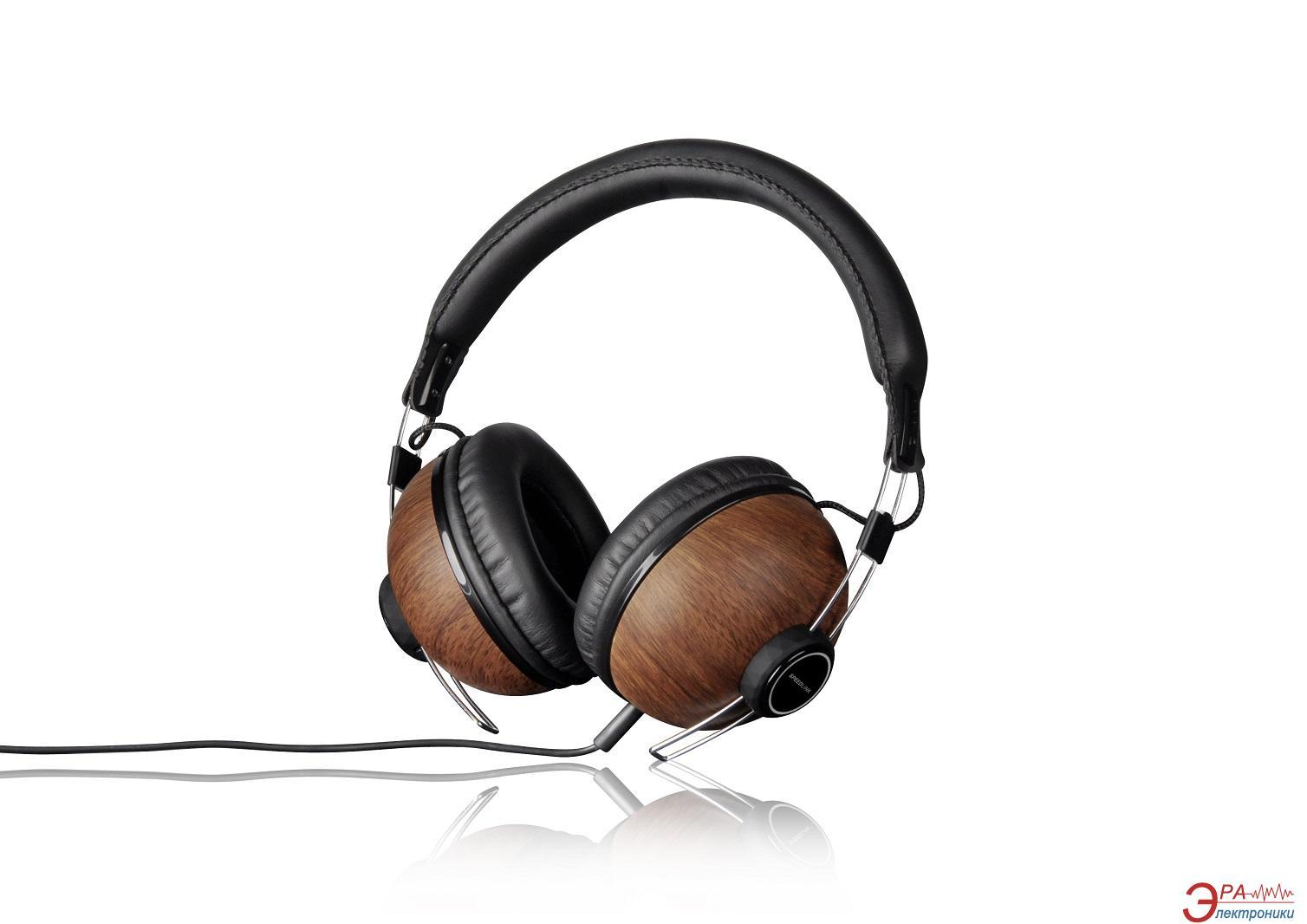 Гарнитура Speed Link BAZZ Stereo Headset wood (SL-8750-WOOD)