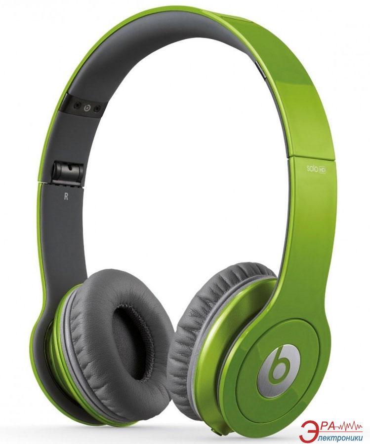 Гарнитура Beats Solo HD Green (848447001491)