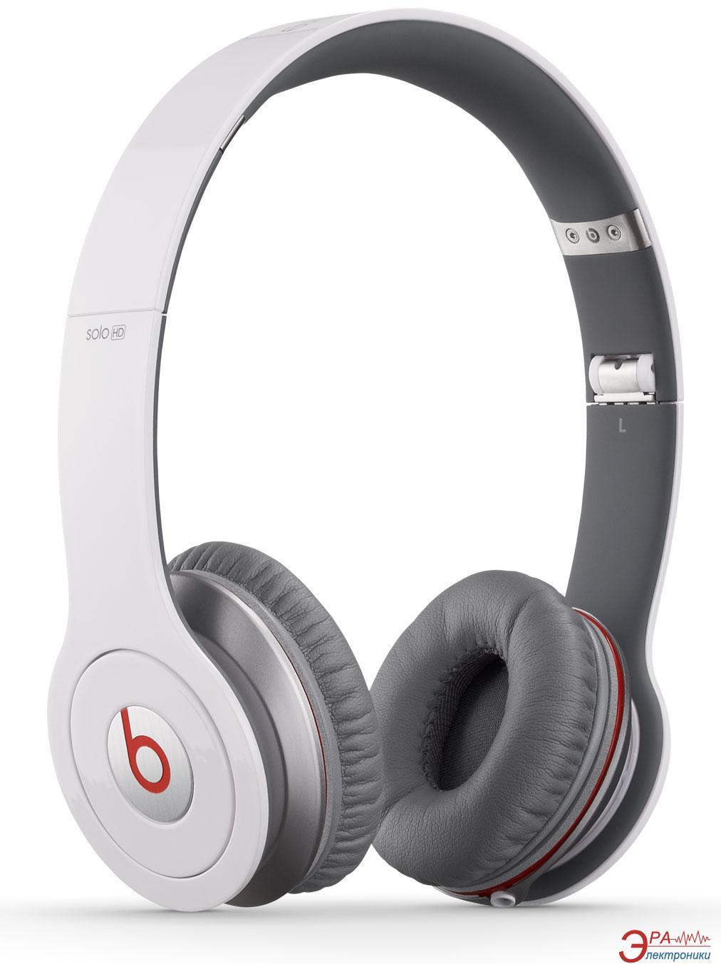 Гарнитура Beats Solo HD White (848447000647)