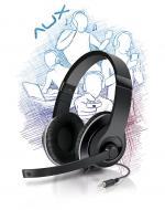 Гарнитура Speed Link AUX Black-silver Stereo Headset (SL-8755-BKSV)