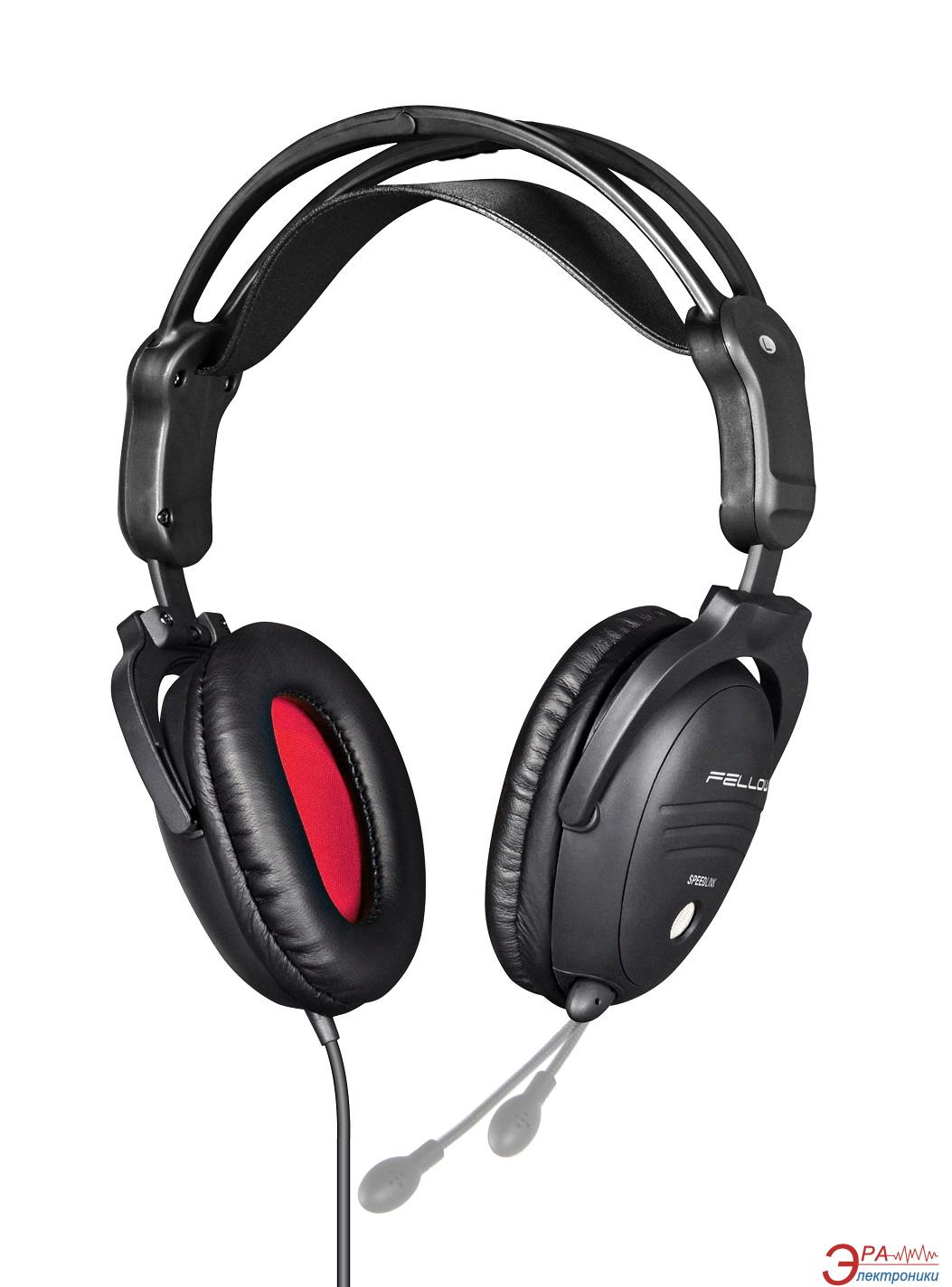 Гарнитура Speed Link Fellow Stereo Gaming Headset (SL-8780-SBK)
