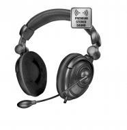 Гарнитура Speed Link Medusa NX Stereo Gaming (SL-8781-SBK-01)