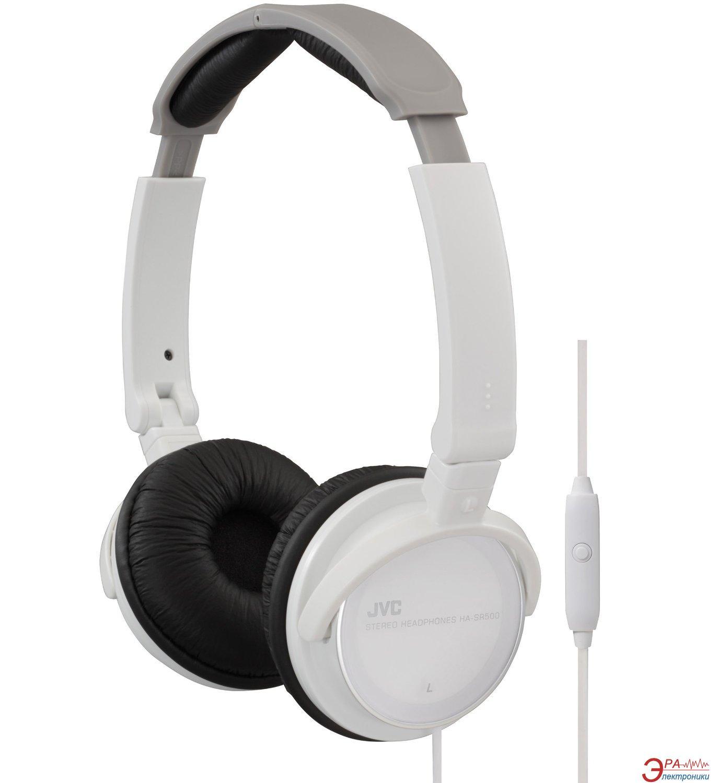 Гарнитура JVC HA-SR500 White (HA-SR500-W-E)