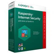 Антивирус Kaspersky Internet Security 2017 Eastern Europe Edition 1Dvc 1Y+3mon. Box (KL1941OBAFS_2017) 1 ПК 1 год + 3 мес Русский / Английский / Украинский
