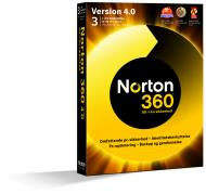 Антивирус Symantec NORTON 360 4.0 RET  (20958237) 1 USER 3 PC Русская