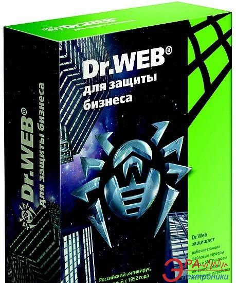 Антивирус Dr. Web® для Windows Enterprise Suite Русская