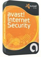 Антивирус Avast! Internet Security 6.0 5ПК 1рік Русский / Английский