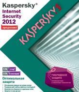 Антивирус Kaspersky Internet Security 2012 Desktop 5Dt BOX Продовження на 5ПК Русская