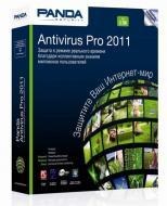 ��������� Panda Panda Antivirus Pro 2011 BOX 1��� 1�� �������