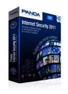 Антивирус Panda Internet Security 2011 BOX 1Год 3ПК Русская