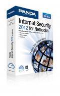 Антивирус Panda Internet Security 2012 for Netbooks OEM 1ПК 6 місяців сервісу Русская